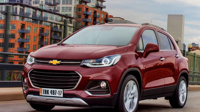 Nouveau Chevrolet Tracker 2021