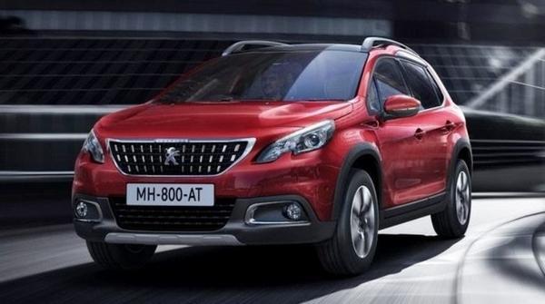 Nouvelle Peugeot 2008 2021