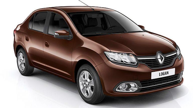 Nouveau modèle Renault Logan 2020