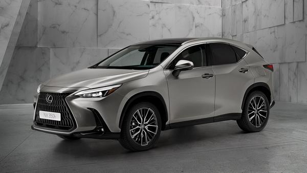 Nouveau Lexus NX 2022