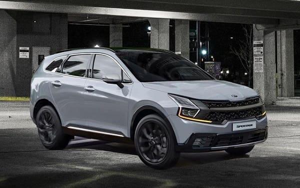 SUV Kia Sportage 2022