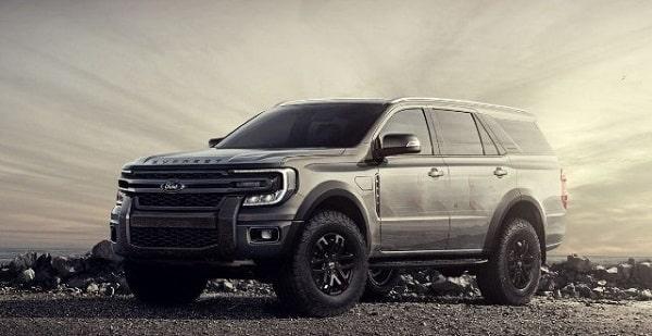 Nouvelle Ford Excursion 2022