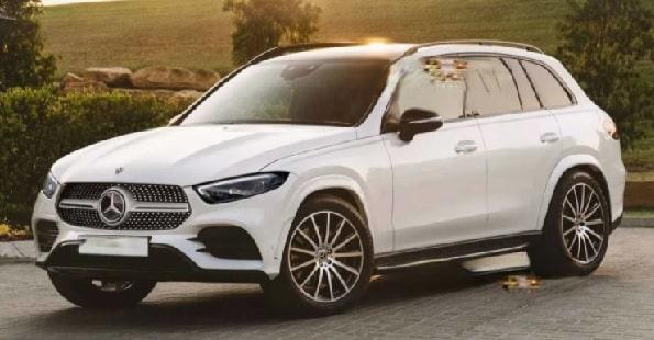 Mercedes Benz GLC 2022