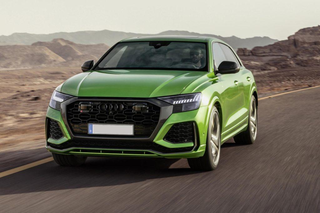 Audi RS Q8 2022