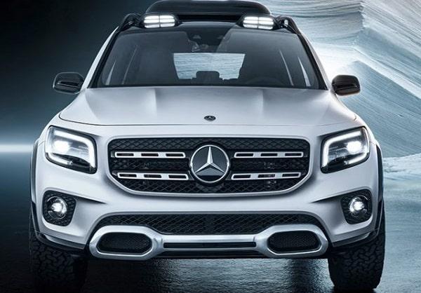 Mercedes Benz GLB 2022