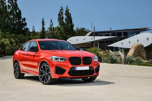 BMW X4 2022