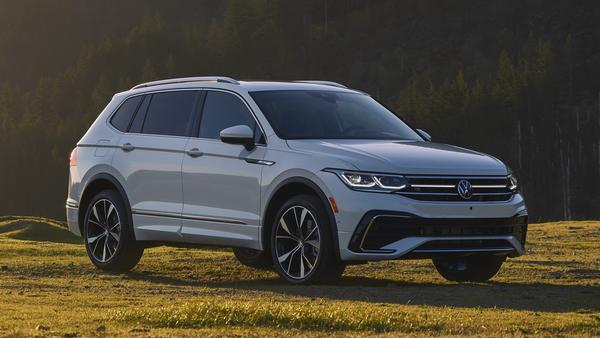 VW Tiguan Allspace 2022
