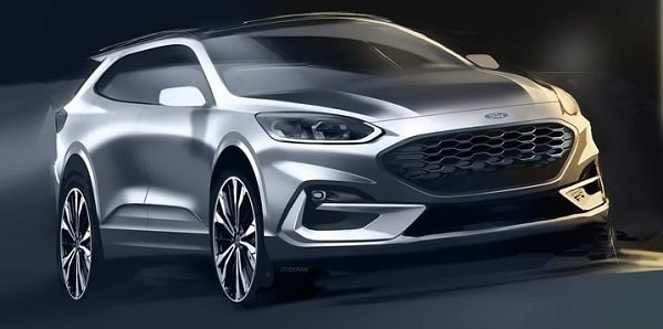 Ford Kuga 2022