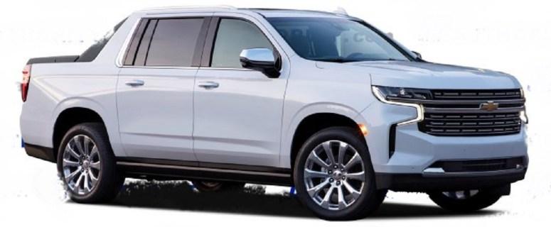 Chevrolet Avalanche 2022