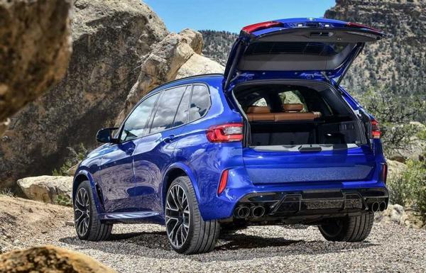 Nouveau BMW X5 2022