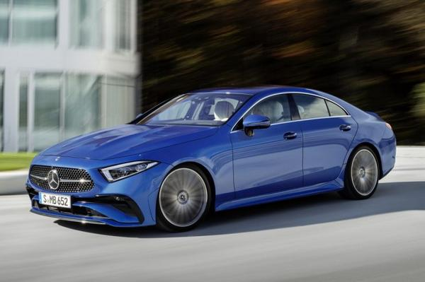 Nouvelle Mercedes-Benz CLS 2022