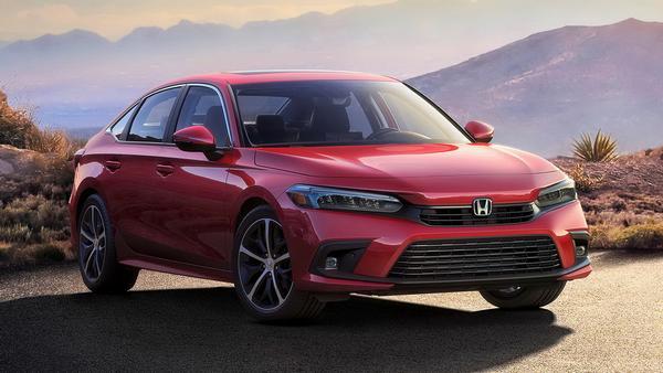 Nouvelle Honda Civic 2022