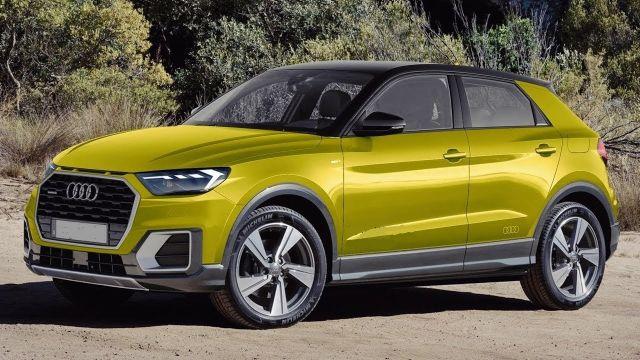 Audi Q1 2022