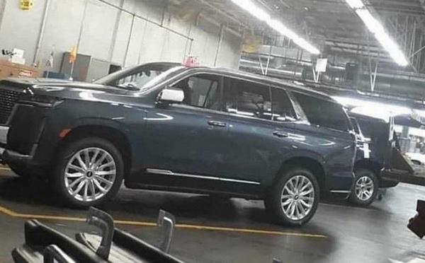 Cadillac Escalade 2022