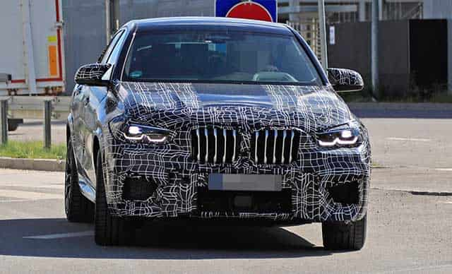 Nouveau BMW X6 2022