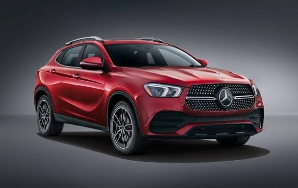 Mercedes Benz GLA 2022