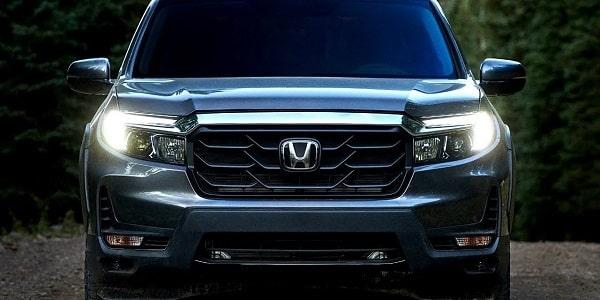 SUV Honda Ridgeline 2022