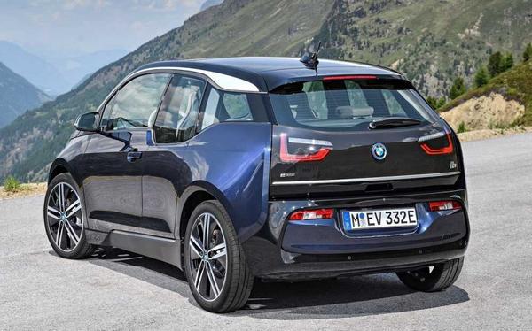 BMW I3 2022