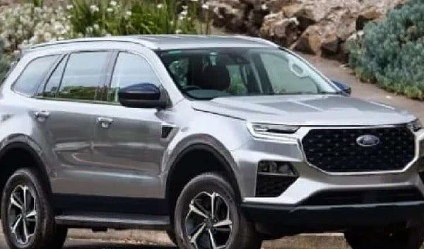 Ford Endeavour 2022