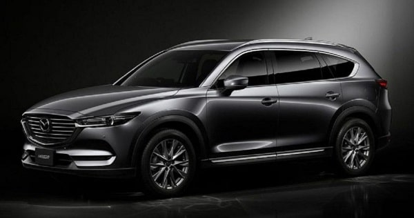 Nouveau Mazda CX-9 2022