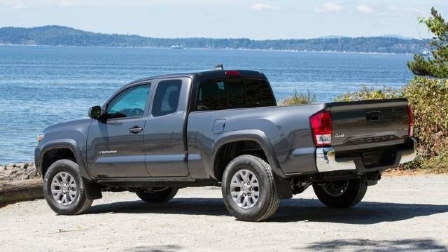 Toyota Tacoma Hybrid 2022
