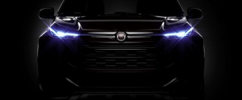 Nouvelle Fiat Toro 2022