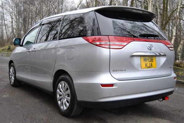 Toyota Estima 2022