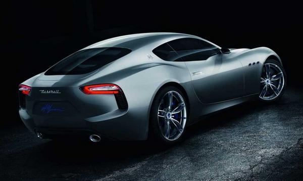 Maserati Alfieri 2022