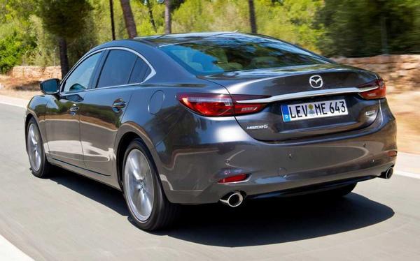 Mazda 6 Coupé Diesel 2022