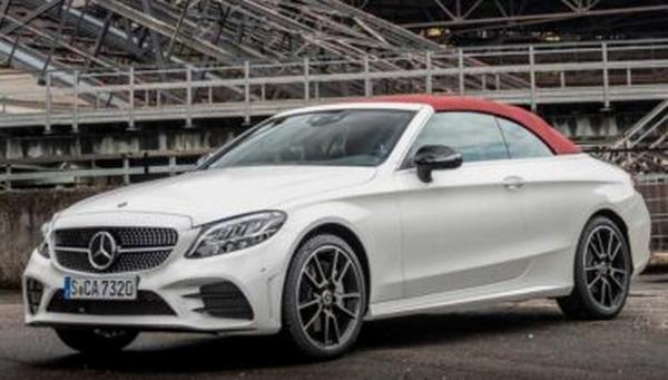 Mercedes-Benz Classe C Cabriolet 2022