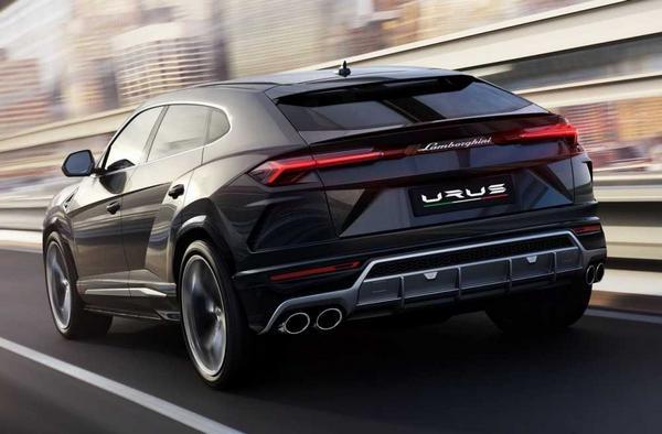 Lamborghini Urus 2022