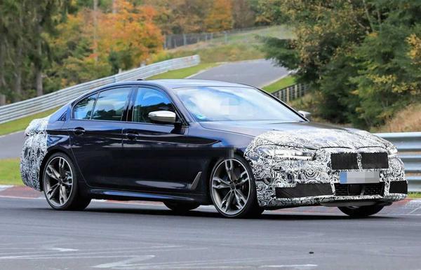 BMW Série 5 2022