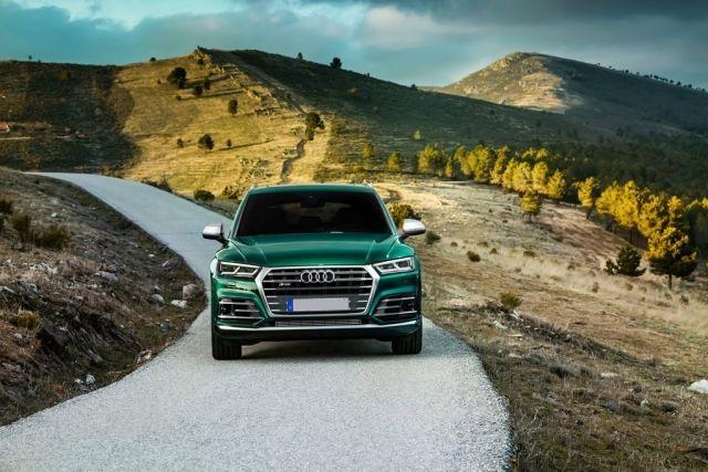 Audi SQ5 2022
