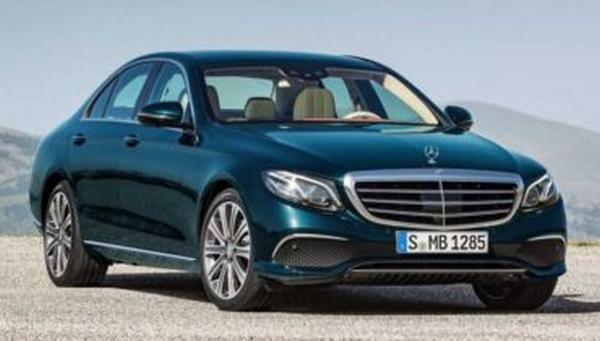 Mercedes-Benz E350 2022