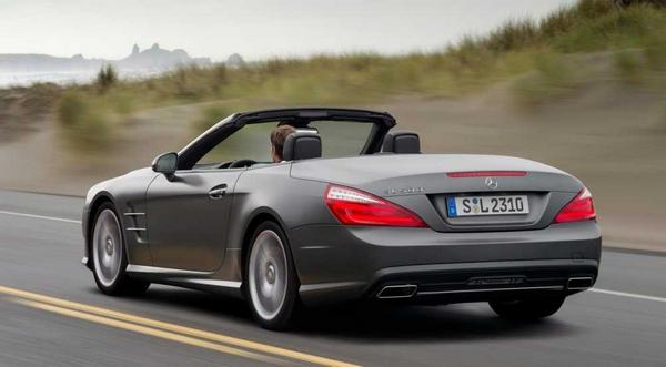 Mercedes Benz Classe SL 2022