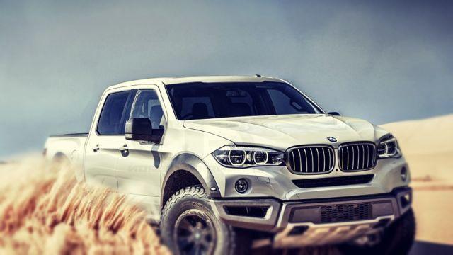 BMW X5 Pickup 2022