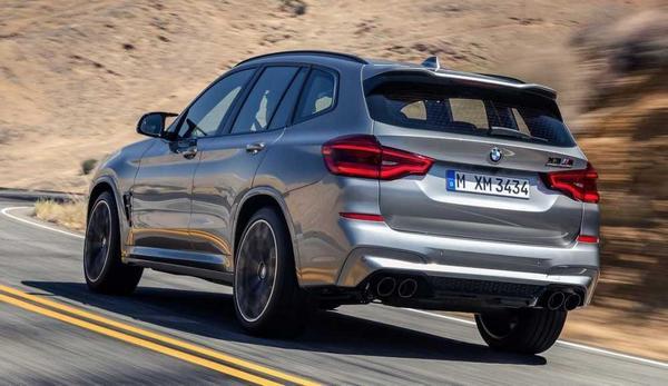 Nouveau BMW X3 2022