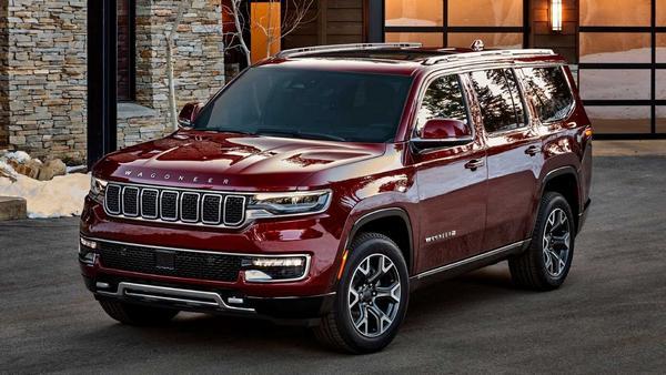 Jeep Wagoneer et Jeep Grand Wagoneer 2022