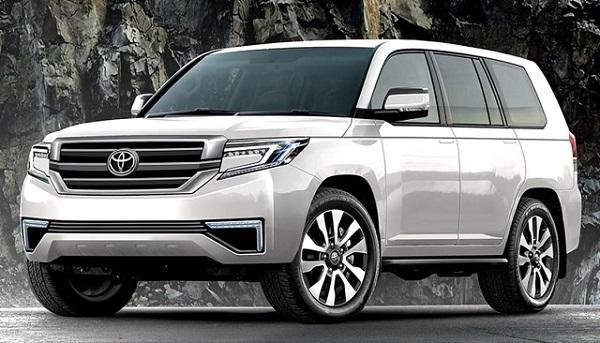 Nouveau Toyota Land Cruiser 2022