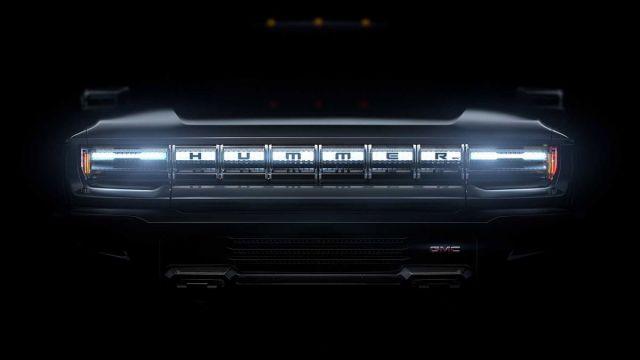 GMC Hummer 2022