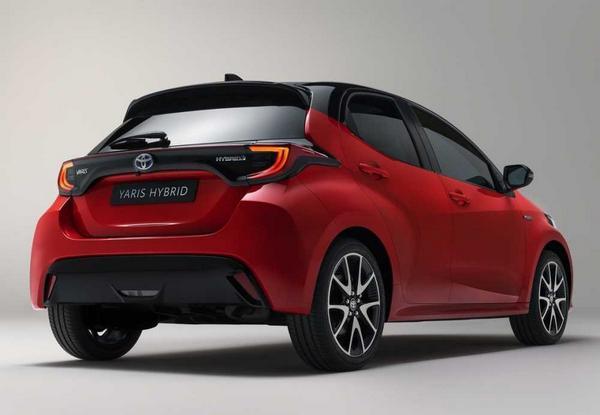 Toyota Yaris 2022
