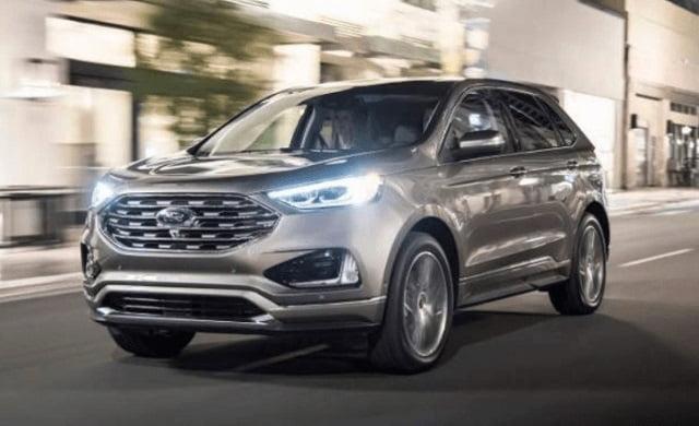 Ford Edge 2022