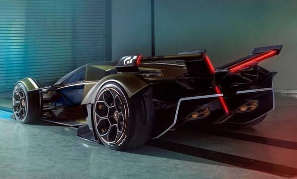 Lamborghini Ankonian 2022
