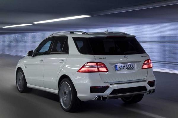 Mercedes ML 2022