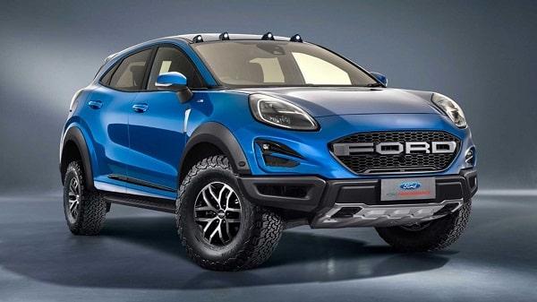Ford Puma 2022