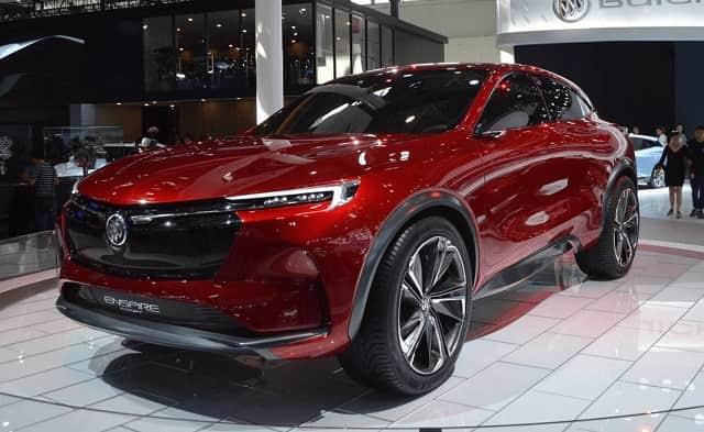 Buick Enspire 2022