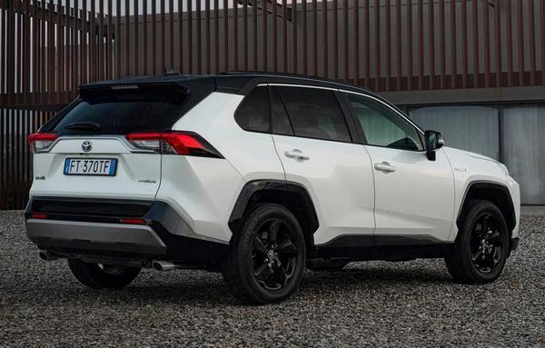 Toyota RAV4 Hybrid 2022