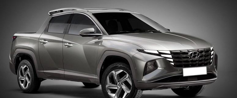 Hyundai Tucson Pickup 2022