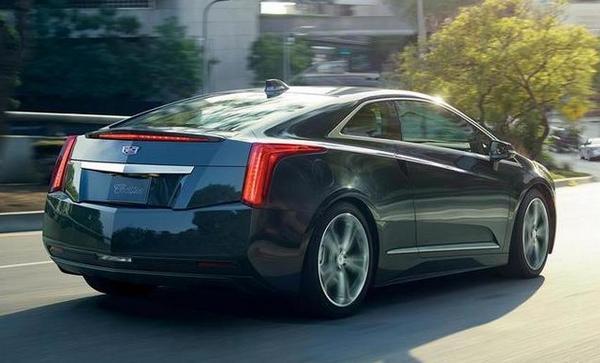 Cadillac ELR 2022