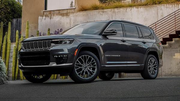 Nouveau Jeep Grand Cherokee L 2022
